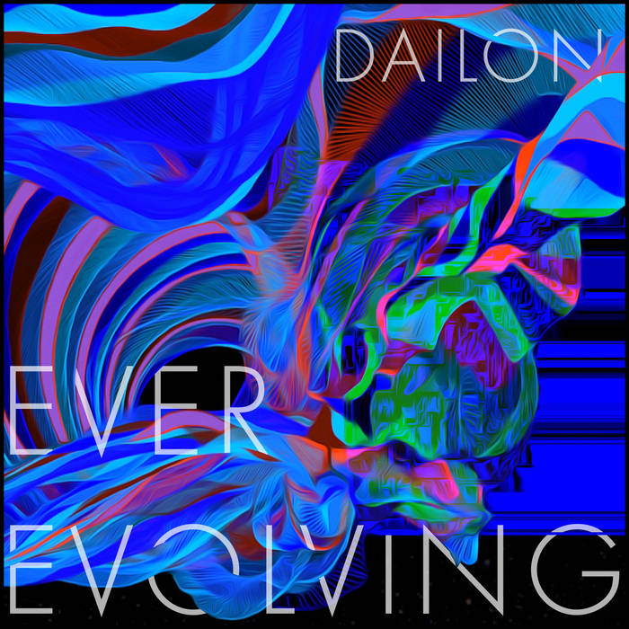 DAILON - Ever Evolving cover art