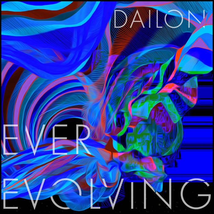 DAILON - Ever Evolving cover art