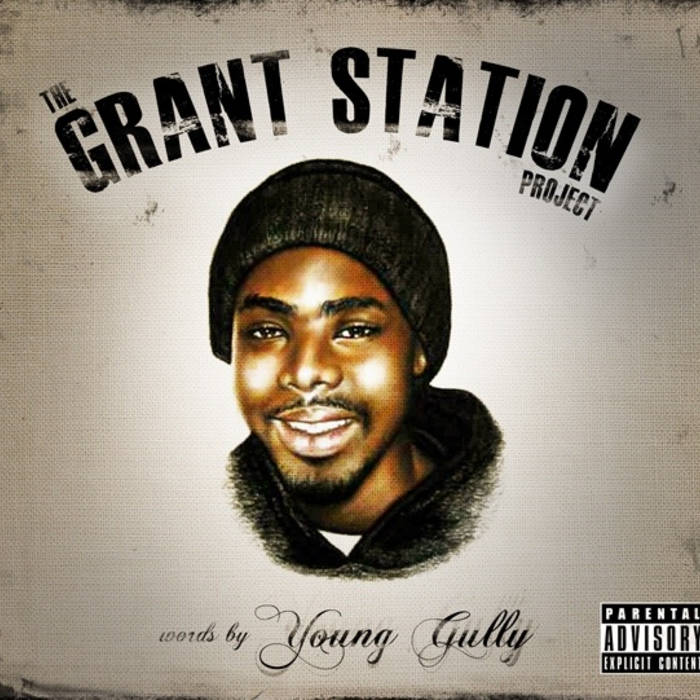THE GRANT STATION PROJECT cover art