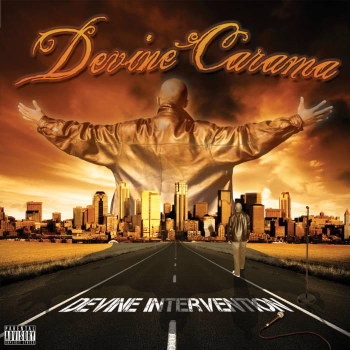 Devine Intervention (Album) cover art