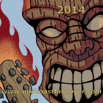 MidCoast Takeover 2014 cover art