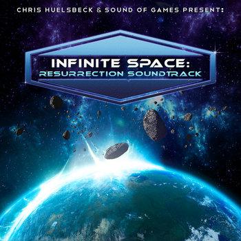 Infinite Space: Resurrection (Original Soundtrack) cover art
