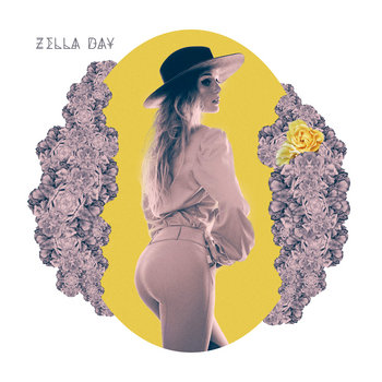 Zella Day EP cover art