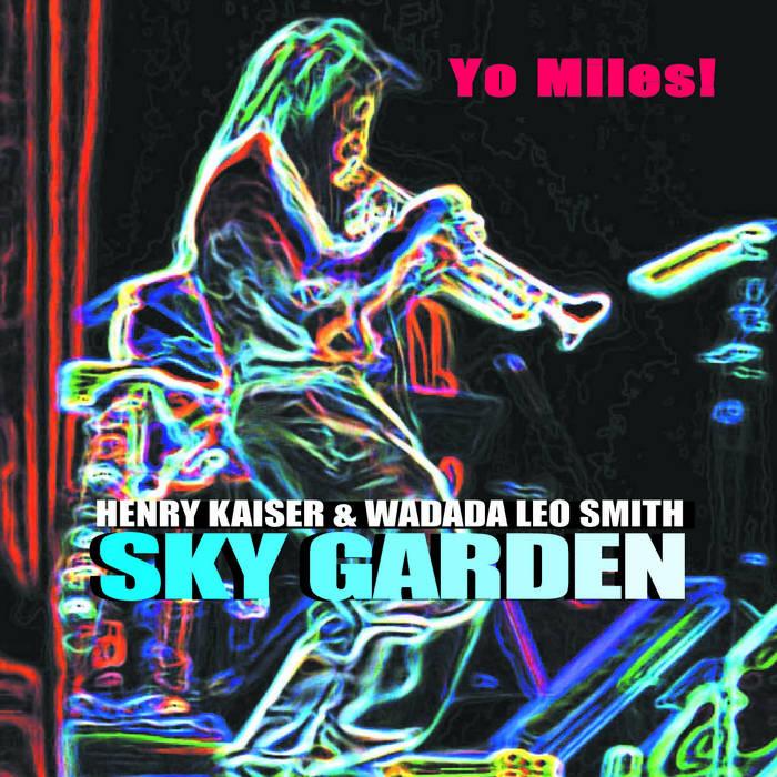 Sky Garden cover art