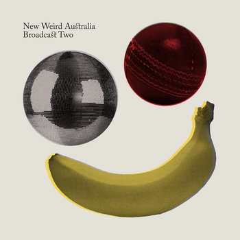 New Weird Australia, Broadcast Two cover art