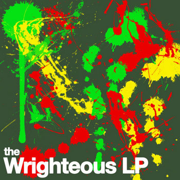 The Wrighteous LP cover art