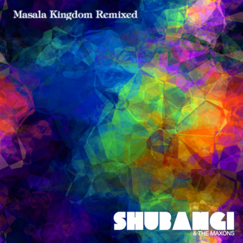 Masala Kingdom Remixed cover art