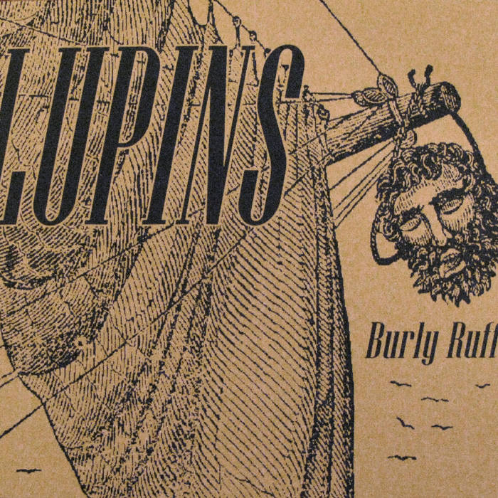 Burly Ruffs EP cover art
