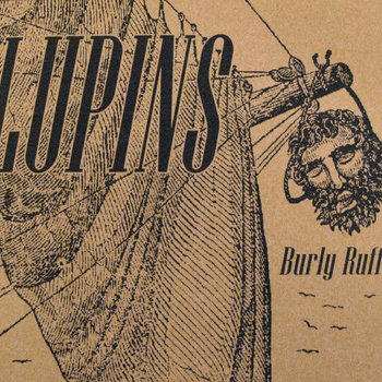 Burly Ruffs EP cover art