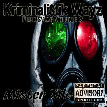 FS2 Kriminalistik Wayz Mixtape cover art