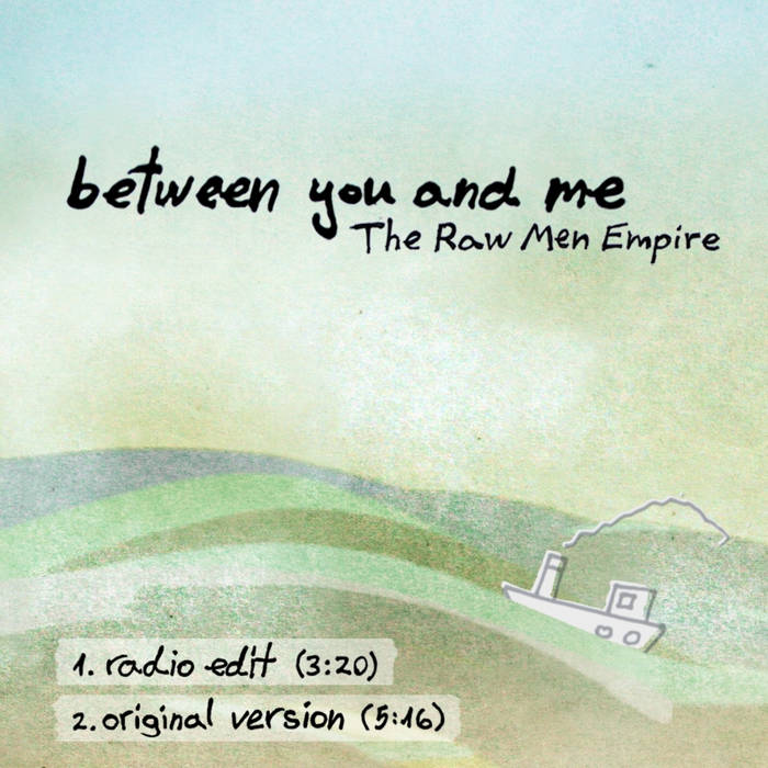 Between You and Me (single) cover art
