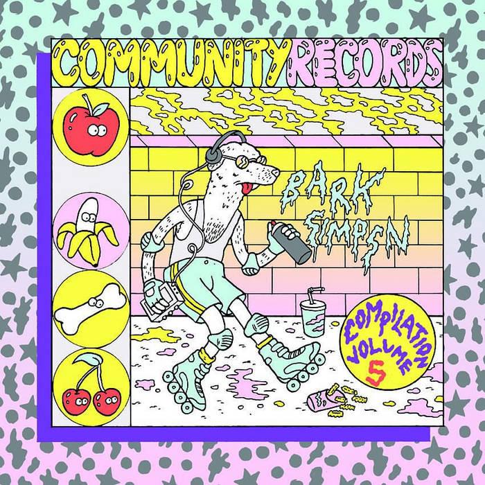 Community Records Compilation Vol. 5 cover art