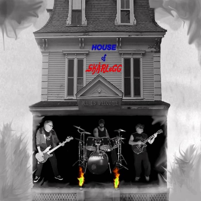 HOUSE of SKARLeGG cover art