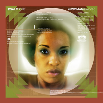 Woman @ Work cover art