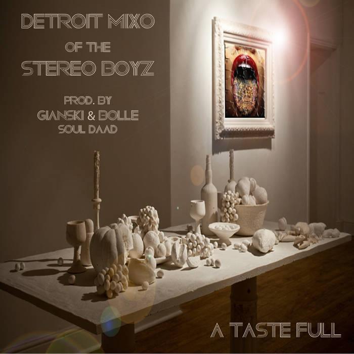 A Taste Full (prod. by Gianski & Bolle) cover art