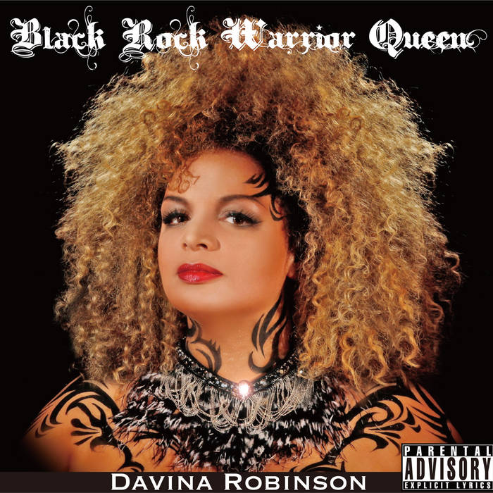 Black Rock Warrior Queen cover art