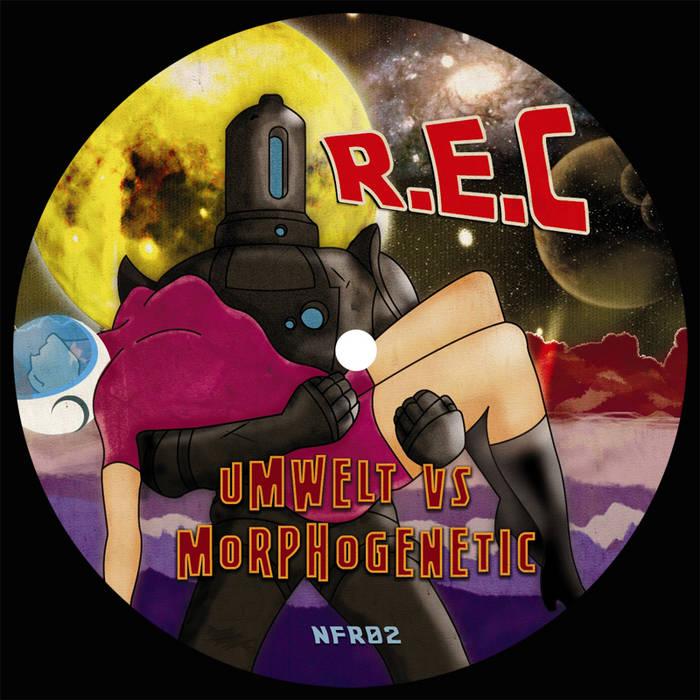 Renegade Electro Corporation cover art