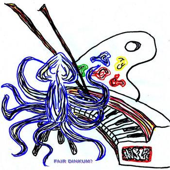 Fair Dinkum? cover art