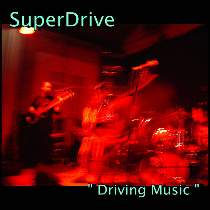 Driving Music cover art