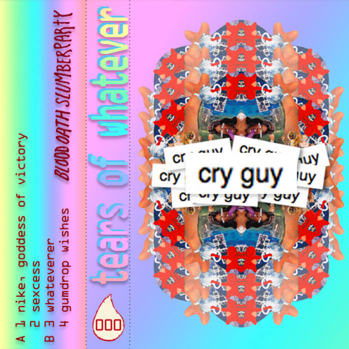 tears of whatever cover art