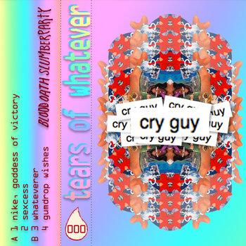tears of whatever cover art