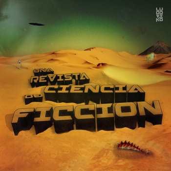 Una revista de ciencia ficción cover art