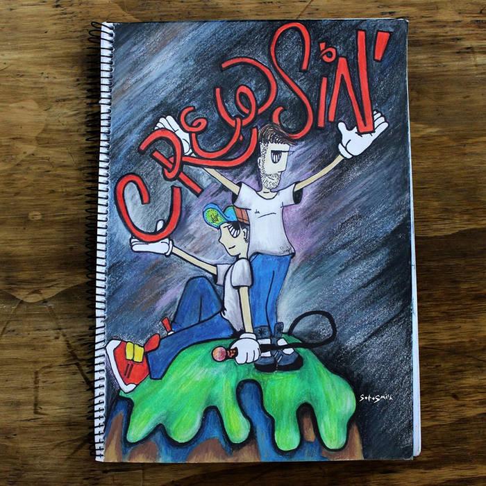 crewsin' cover art
