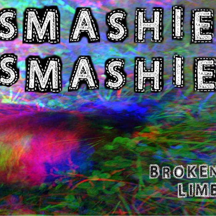Broken Limb EP cover art