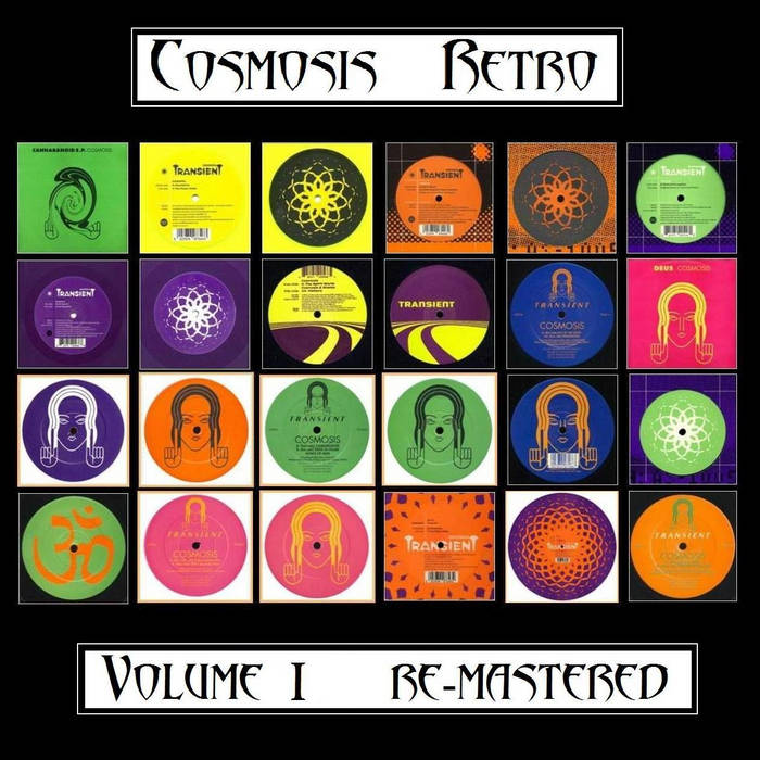 Cosmosis Retro Vol 1 cover art