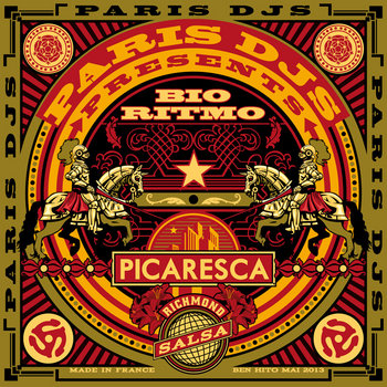 Picaresca cover art