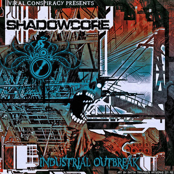 Shadowcore - Industrial Outbreak cover art