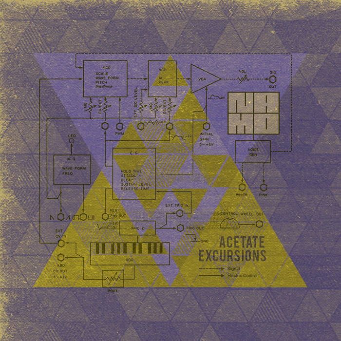 Acetate Excursions - (B-Sides) cover art