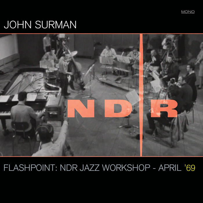 Flashpoint: NDR Jazz Workshop - April '69 cover art