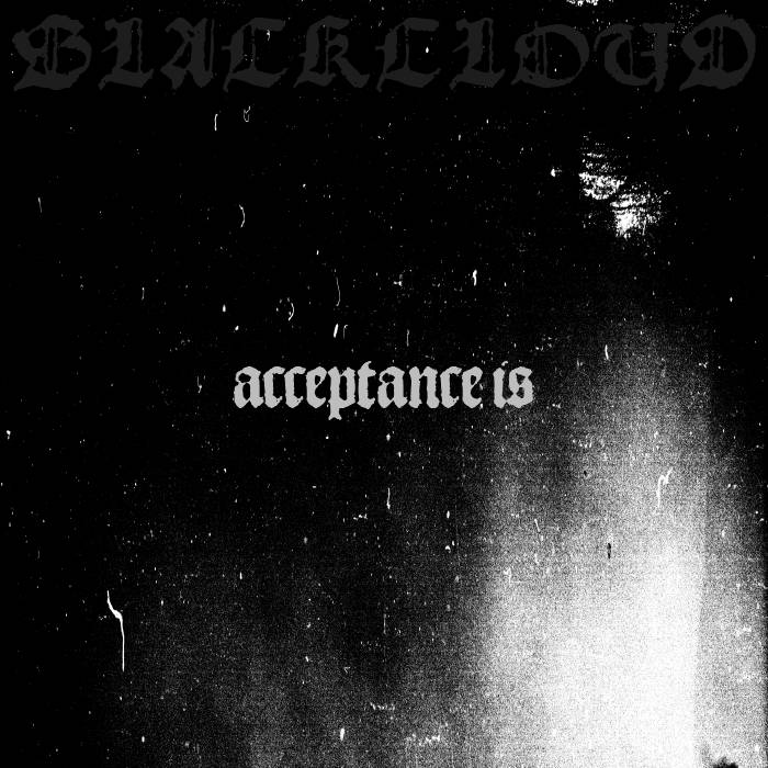 Acceptance is cover art