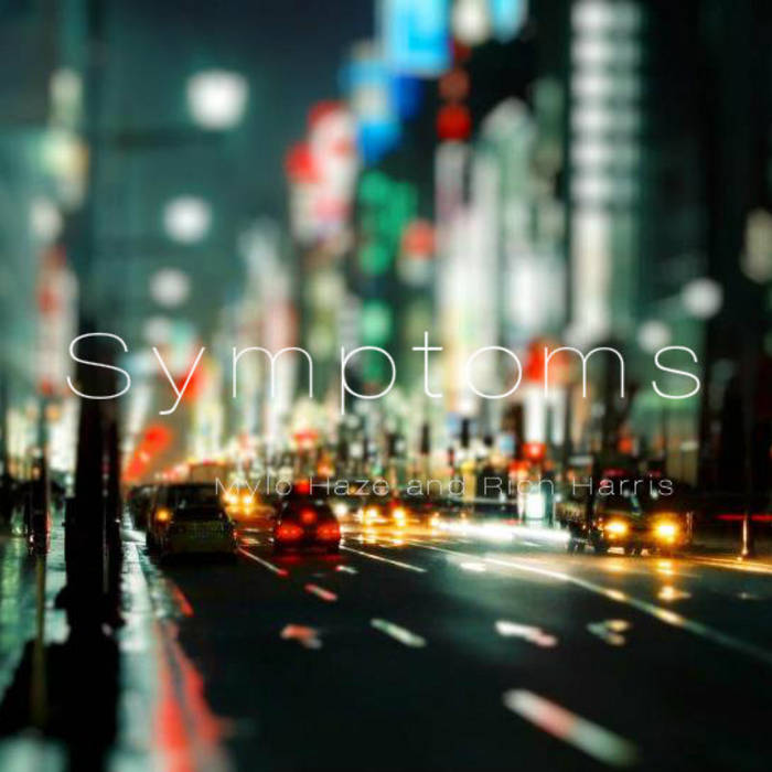 Symptoms (EP) cover art