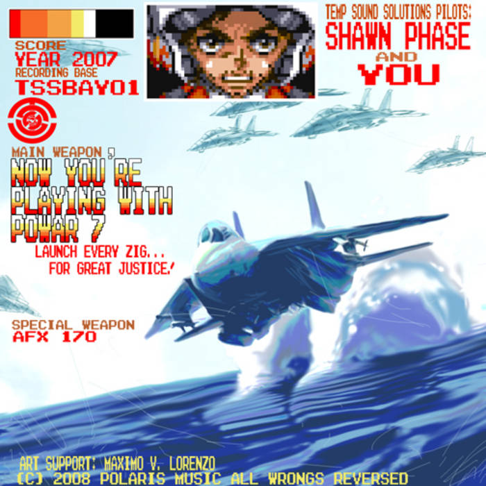 Now Youre Playing With Powar 7: Launch Every Zig...For Great Justice! cover art