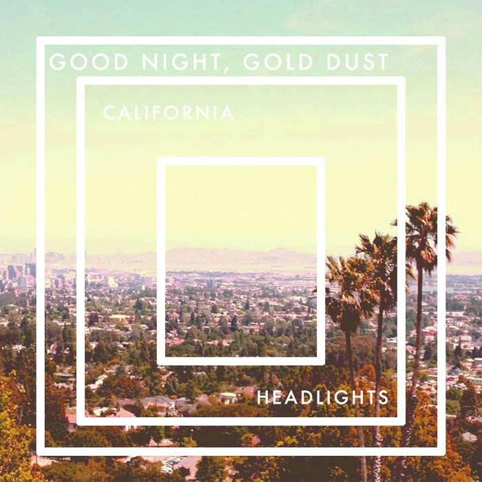 California // Headlights cover art