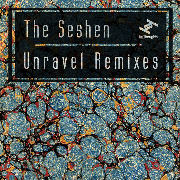 Unravel Remixes EP cover art