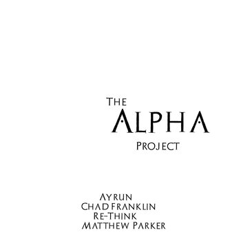 The Alpha Project EP cover art