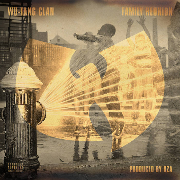 Family Reunion cover art