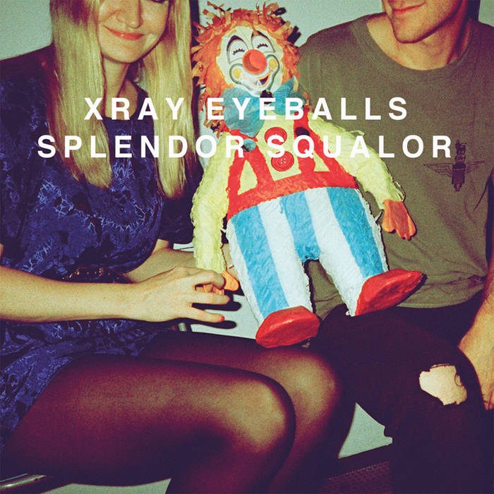 Splendor Squalor (Kanine Records, Feb.2012) cover art