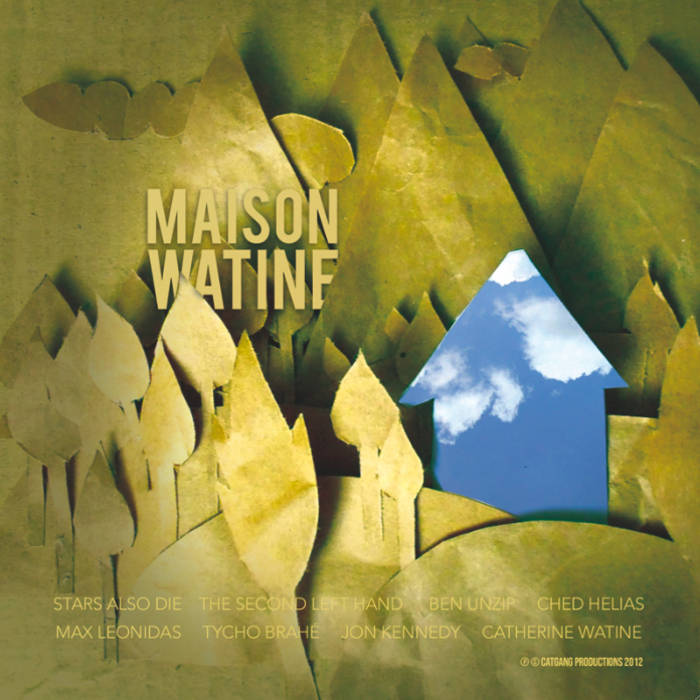 MAISON WATINE cover art