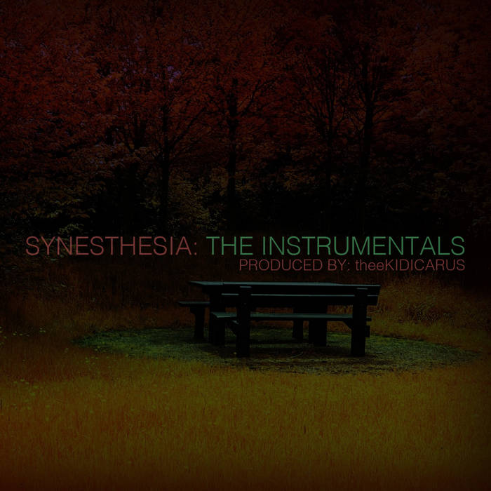 Synesthesia: The Instrumentals cover art