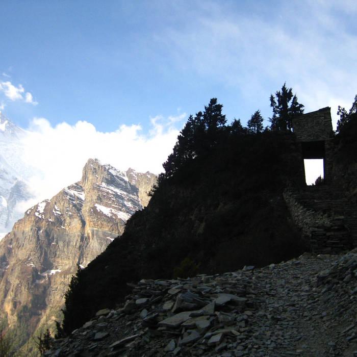 Mountain Dwelling cover art