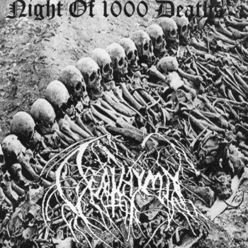 Night Of 1000  Deaths/Past is a Funeral cover art