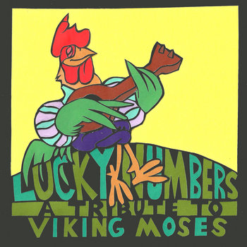 Lucky Numbers: A Tribute to Viking Moses cover art