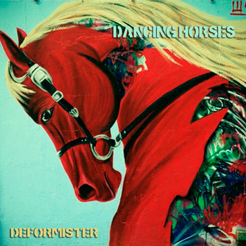 Dancing horses cover art
