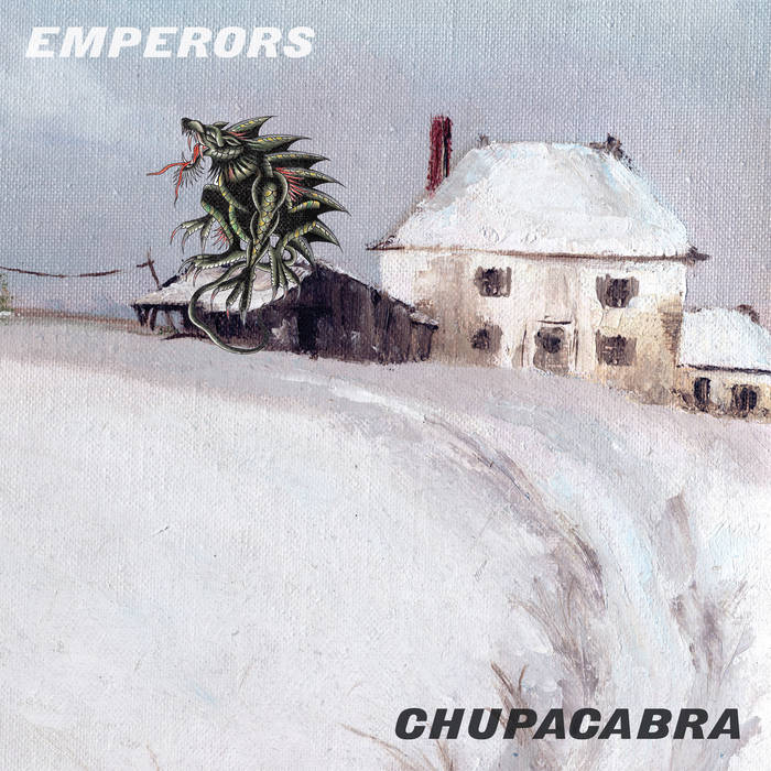 Chupacabra cover art