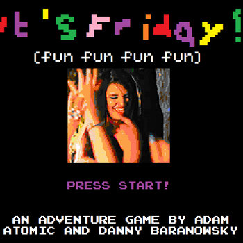 Friday (Lost NES Game Version) cover art