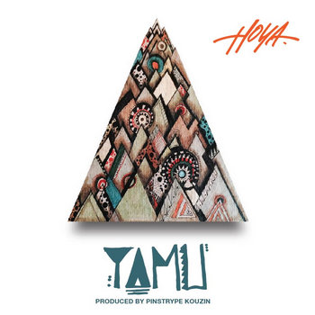 HOYA - YAMU (produced by Pinstrype Kouzin) cover art